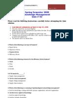 Final Term Quiz Mgmt-630