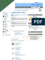 Tuo HTML.css Site Du Zero