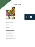 Cocina Creole y Cajun