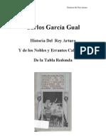 Garcia Gual - Historia Del Rey Arturo