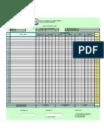 BORANG Jadual Spesifikasi Ujian ( JSU )