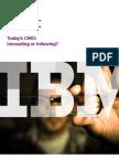 IBM CMO Economist
