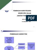 PEMBINAAN KARIER PNS-JABATAN FUNGSIONAL SURAKARTA