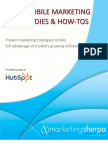 Top 5 Mobile Marketing Case Studies & How Tos