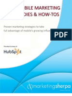 Top 5 Mobile Marketing Case Studies & How Tos