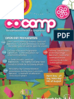 CoCamp Open Day Flyer