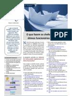 Como perder um ótimo funcionário_Dermeval Franco_10/07/2011
