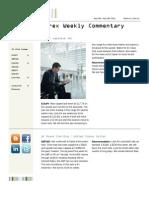 FX Weekly July 10 - 16 2011 Elite Global Trading