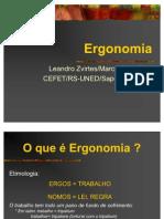 Conceitos ergonômicos