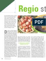 Margrit Kennedy - Regio statt Euro - Regionalwährungen auf dem Vormarsch