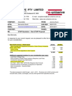 (MER1078) Own ETAP Proposal ElectraNet