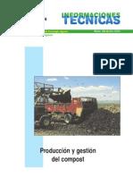 Agricultura Ecologica - Produccion y Gestion Del Compost