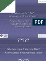 A esterilizaçäo flash