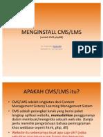Install CMS