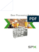 Beer Processing Solutions 5600 01-08-2008 US