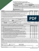 Max Newyork Life Health Declaration Form