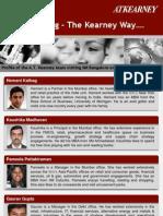 A.T. Kearney Team Profile