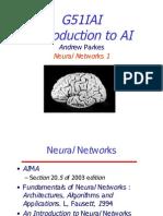 Neural Networks Mans