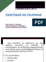 Panitikan ng Pilipinas 2011
