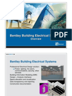 Bentley Building Electrical Systems V8 XM Edition Overview-MS Power Point