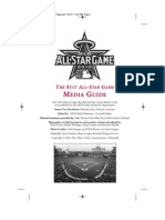2010 All Star Game MLB Media Guide