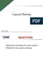 8. Capacity Planning