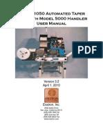 Model 1050 Manual