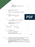 Chem Unit 5 Organic Answers