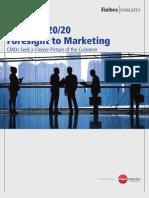 Wp Forbes Bringing Foresight to Marketing
