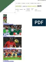 Football 365 - Toute l'actualité du foot