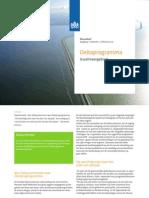 Nieuwsbrief 2010-1  Deltaprogramma IJsselmeergebied