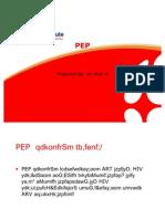 PEP myan