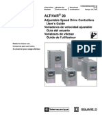 Altivar® 28 Adjustable Speed Drive Controllers User Guide