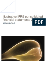 Illustrative Consolidated F-s 2009 - Insurance