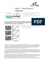 91971930-NanoPiezotronics New Class of Electronic Components