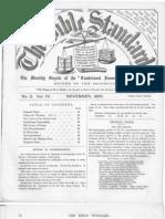 Bible Standard November 1880