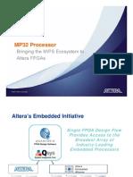 MP32 Customer Presentation ESC