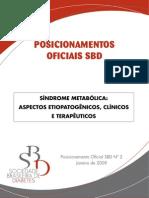 consenso síndrome metabólica