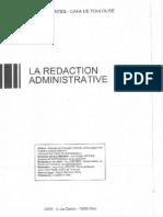 Redaction Admin