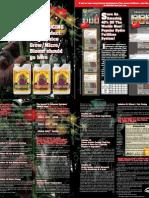 Jungle Juice™ Grow-Micro-Bloom