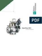 198 Pressure Regulators - Aperflux 851 - Eng - Nov2010