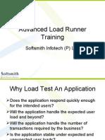 Advanced Load Runner