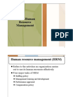 HRM FUNCTIONS