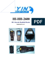 HI HH 2600 Manual