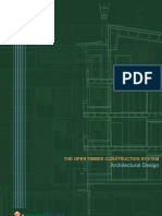 The Open Timber Construction System Architectural Design
