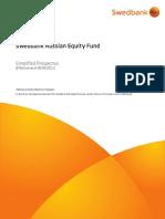 SVAF Lihtsustatud Prospekt 30-06-2011 Eng