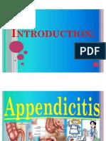 Case Appendicitis