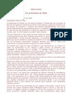 Carta a Lenin de P. Kropotkin - 21 de Diciembre de 1920