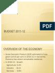 Budget 2011