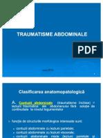 01 - TraumatismeAbdominale